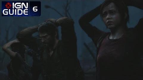 The Last of Us Walkthrough Part 06 - Outskirts Outside