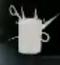 Иконка бомба с гвоздями