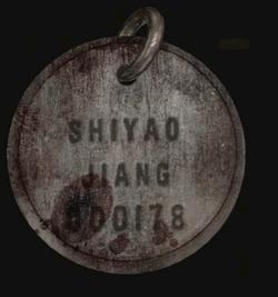 Medalion - Shiyao Jiang