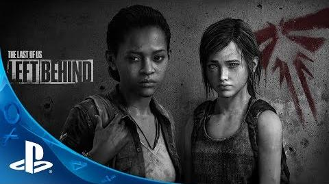 The Last of Us Left Behind Full Opening Cinematic Trailer