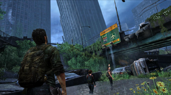 The Outskirts The Last Of Us Wiki FANDOM Powered By Wikia - The last of us lake resort map