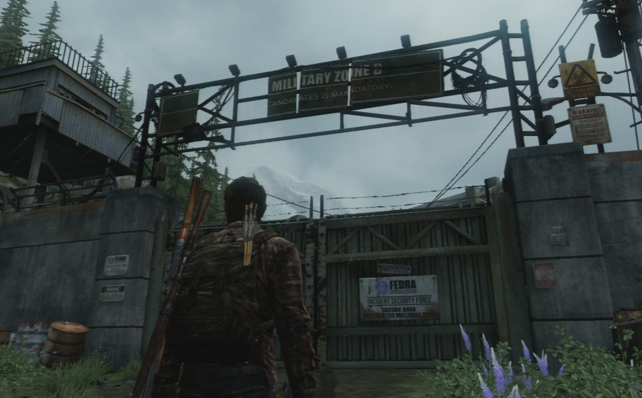 Tommys Dam The Last Of Us Wiki Fandom Powered By Wikia - The-last-of-us-new-maps
