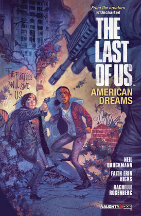American Dreams TPB Cover