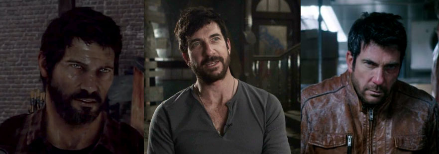 Dylan mcdermott for joel last of us