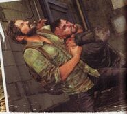 Joel Choking man