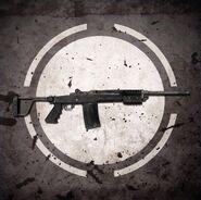 Полуавтоматическая винтовка