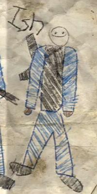 Рисунок Иша