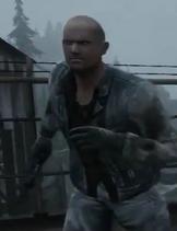 Un miembro de los Bandidos