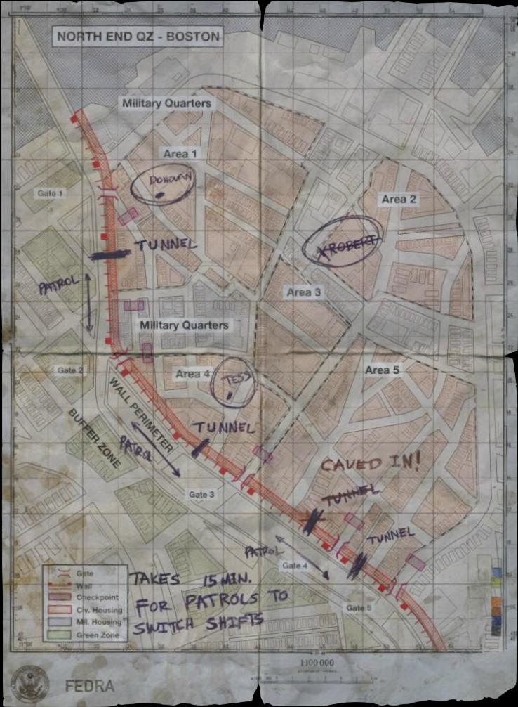The Quarantine Zone The Last of Us Wiki FANDOM powered by Wikia