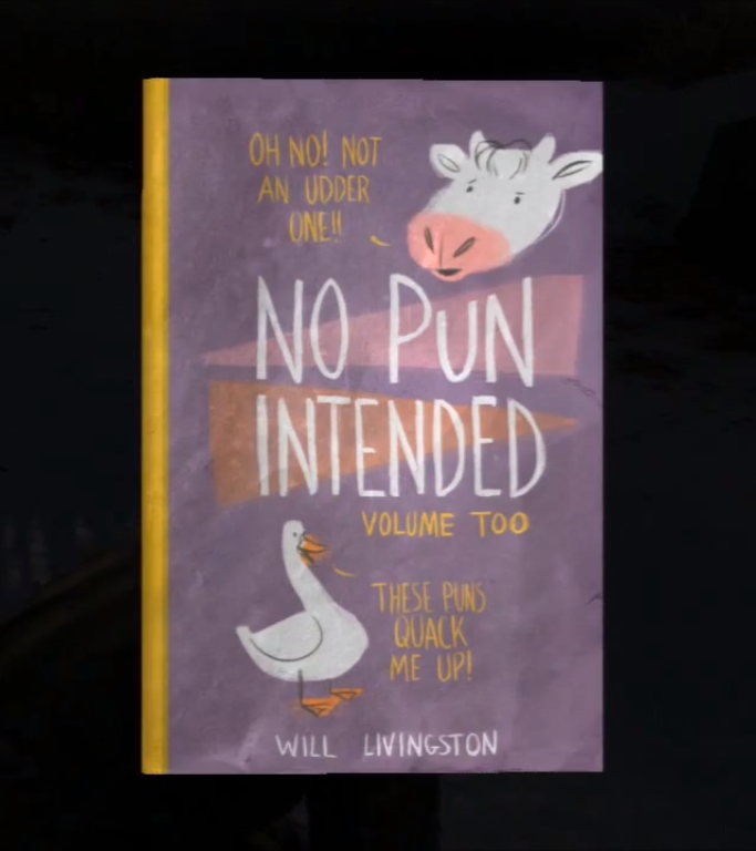 No Pun Intended: Volume Too | The Last of Us Wiki | FANDOM