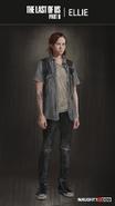 Ellie artbook The Last of Us 2