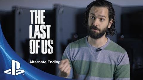 """The Last of Us """"Alternate"""" Ending"""