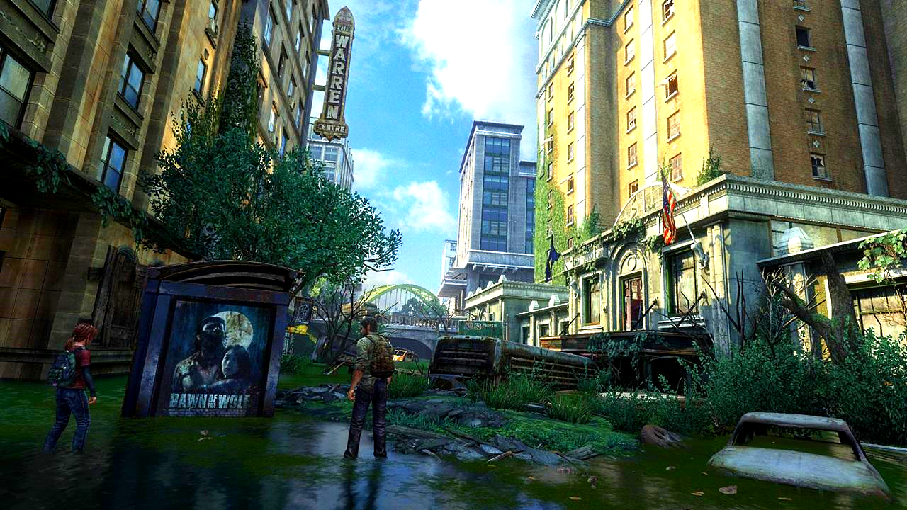 Pittsburgh Chapter The Last Of Us Wiki FANDOM Powered By Wikia - The last of us remastered maps