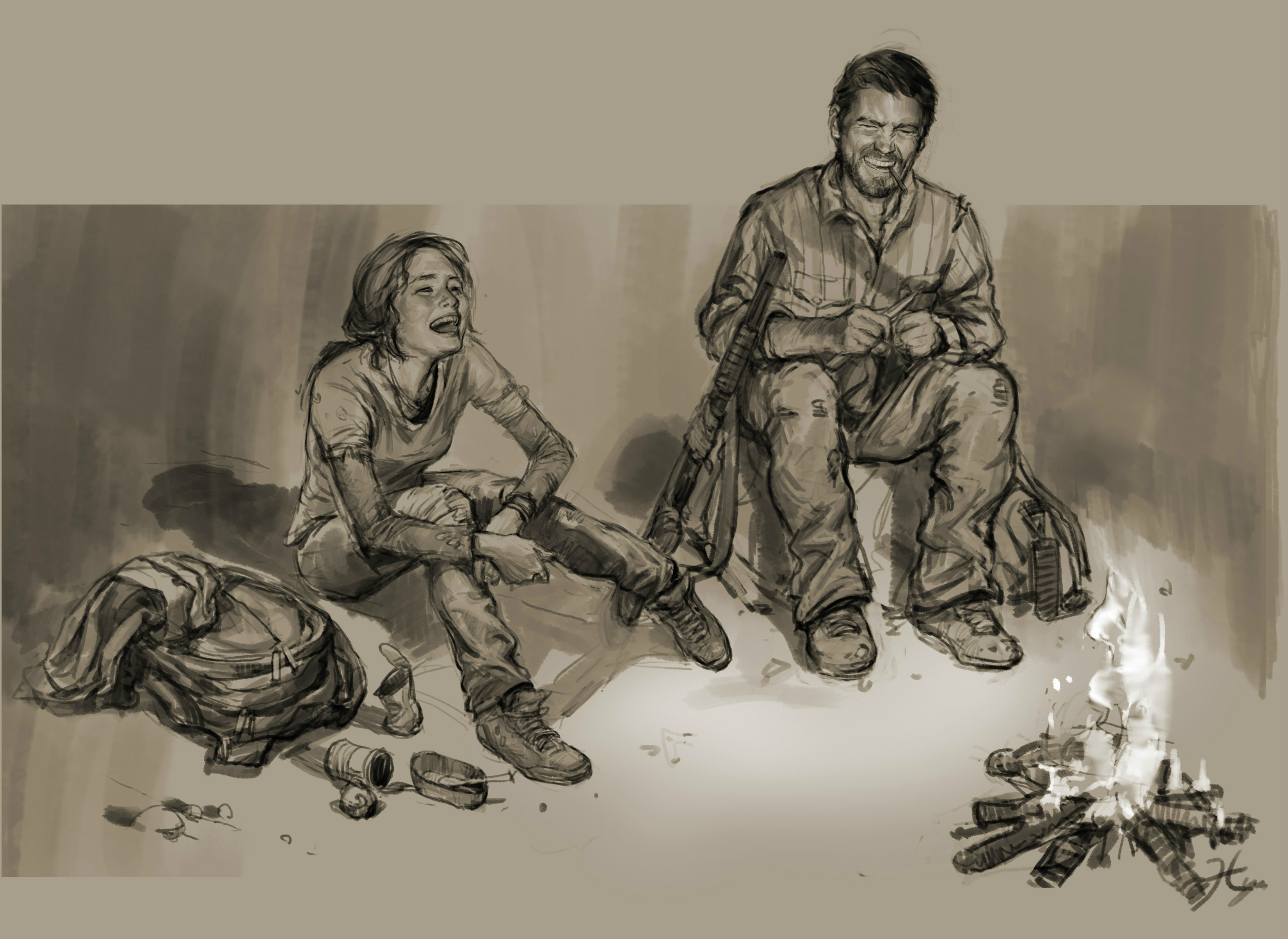 The Last Of Us The Last Of Us Wiki FANDOM Powered By Wikia - Last of us dlc maps