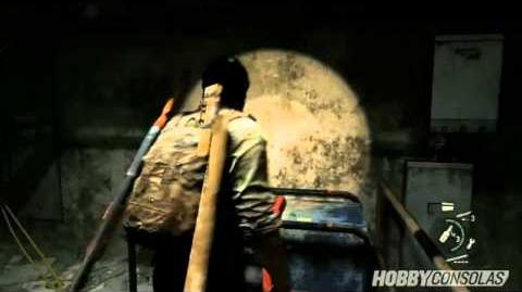 The Last Of Us™ Stalker And Bloater Gameplay (HD)