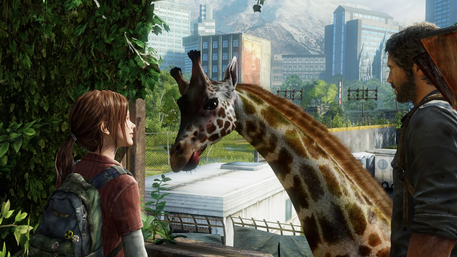 Giraffes the last of us wiki fandom powered by wikia biocorpaavc Images