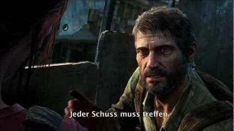 The Last of Us Story Trailer mit deutschen Untertiteln