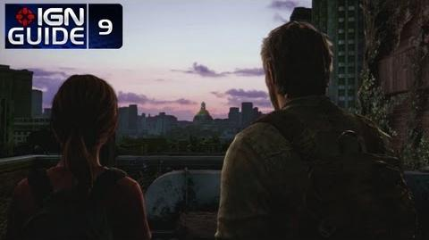 The Last of Us Walkthrough Part 09 - Outskirts Museum