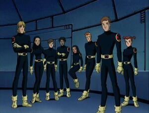 New Mutants XME