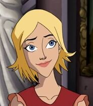 Chloe animated