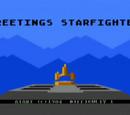 The Last Starfighter (Atari XE/XL)