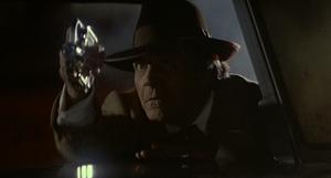Centauri's laser pistol