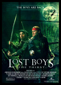 LostBoys TheThirstCncptPstrV 4 by Mr Rabba