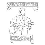 EBDBBnB line logo