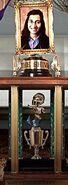 The Shiva Bowl Trophy