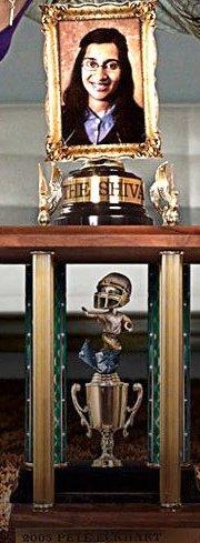 the shiva bowl trophy the league wiki fandom powered by wikia