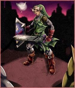 Link y Deir