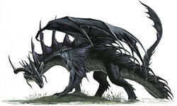Black Dragon by BenWootten