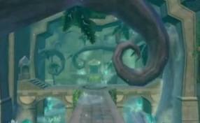 Templo verde