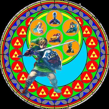 Descenso al Corazón Zelda Skyward Sword