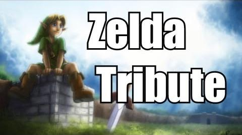 Zelda Tribute Tributo a Zelda
