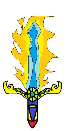 Espada Sagrada Real