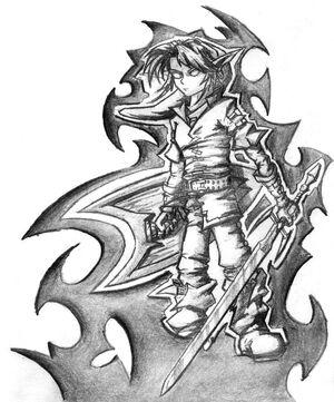 Dark Link by 3 Elements of Grey