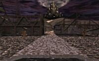 Ciudadela de Hyrule OoT 3