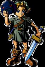 Link.U Mascara de Demonios