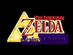 The Legend of Zelda The Hero of Darkness