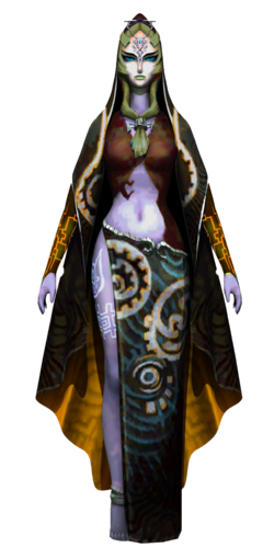 Midna Adult standing