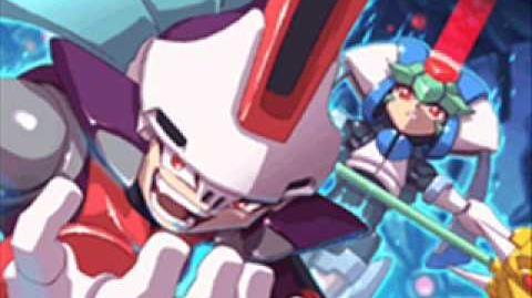 Megaman ZX Advent Prometheus and Pandora Battle Theme (EXTENDED)