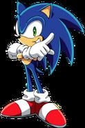 Josex Sonic ArtWork