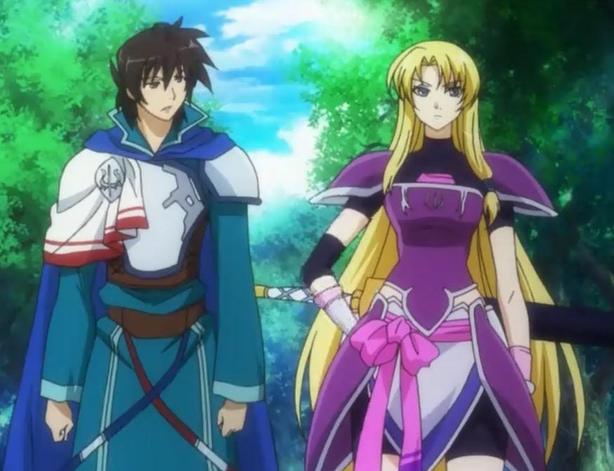 Kết quả hình ảnh cho Densetsu no Yuusha no Densetsu (The Legend of the Legendary Heroes)