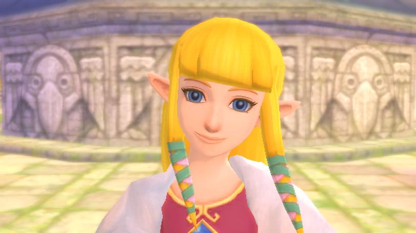 Princess Zelda Skyward Sword
