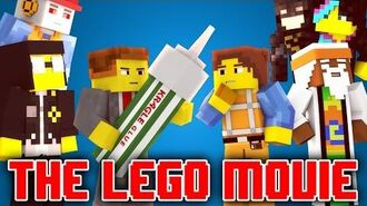 Minecraft Parody - THE LEGO MOVIE! - (Minecraft Animation)