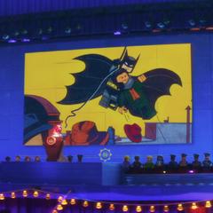 Batman First Suit