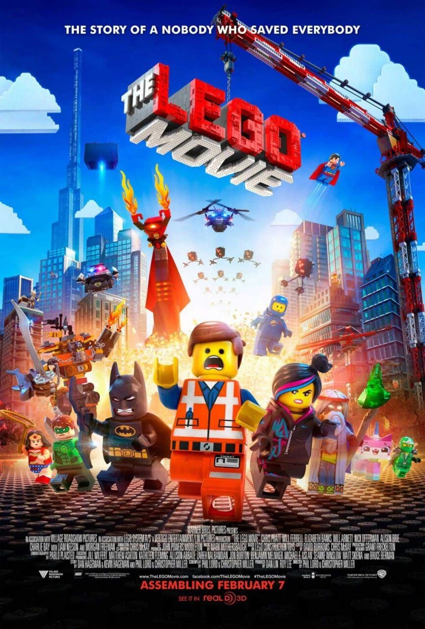 The Lego Movie The Lego Movie Wiki Fandom