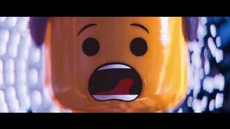 The Lego Movie Emmet entering the real world scene HD