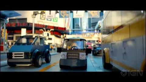 "The LEGO Movie ""Everything is Awesome"" Clip"